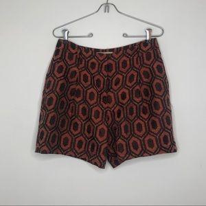 Burberry London Shorts Size 8